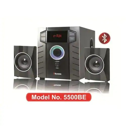 5.1 Multimedia Speaker Systems