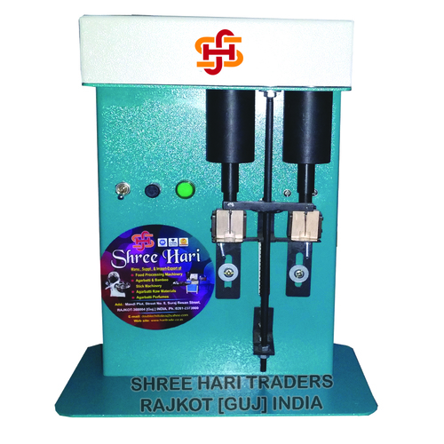 Manual Round Cotton Wick Making Machine