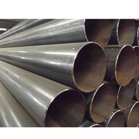 Welded MS Seamless Pipe