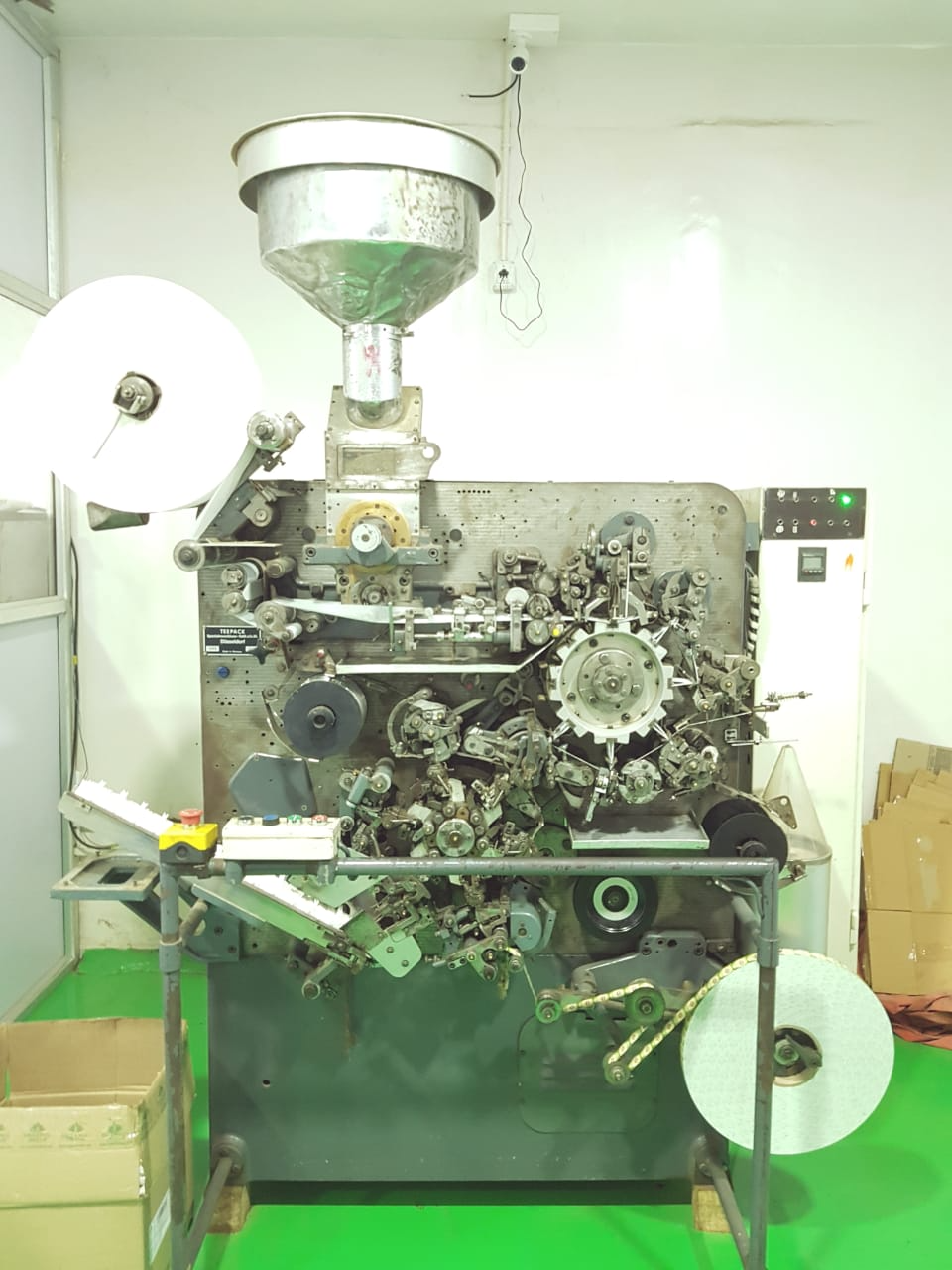 Refurbished Constanta Machine