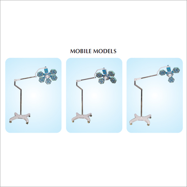 Shadowless Surgical Lamps