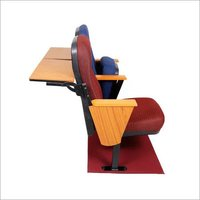 Auditorium Backside Writing Pad Chair