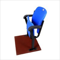 Plastic Auditorium Chair