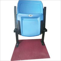 Armless Stadium Chair