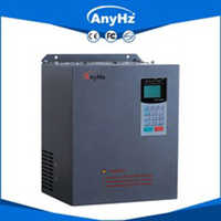 High performance 75kw ac inverter drives Three phase