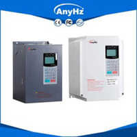 Single Phase to Three Phase Electric Frequency Inverter