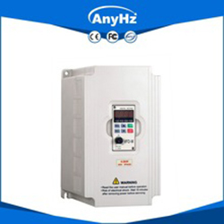 Mini variable speed drive, VFD for water pump, single phase input 4.0kw