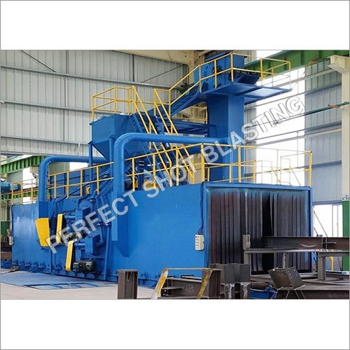 Structure Cleaning Machine