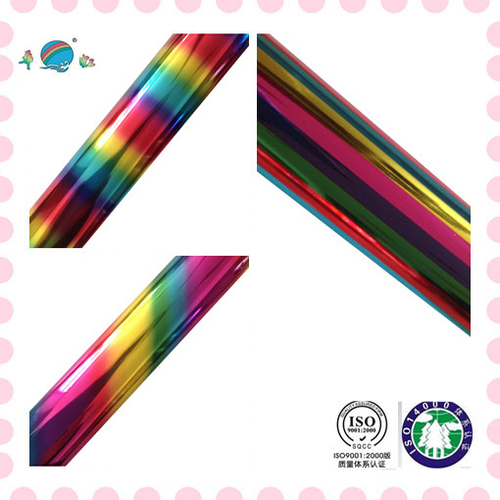 Multi-Color Hot Stamping Foil