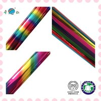 Multi Color Hot Stamping Textile Foil