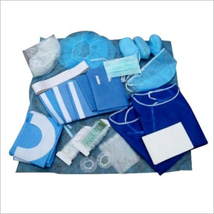 Disposable HIV Protection Kit