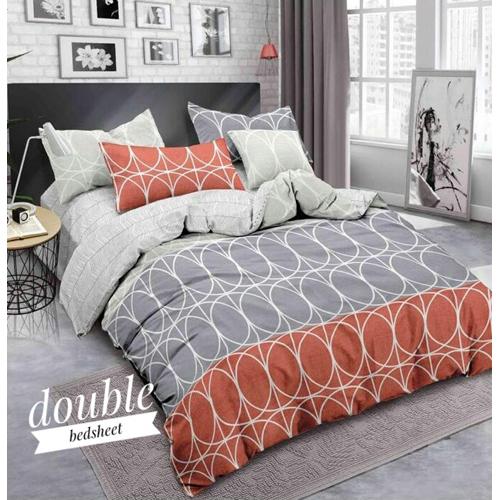 Double Designer Bedsheet
