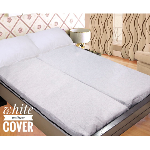 White Mattress Cover