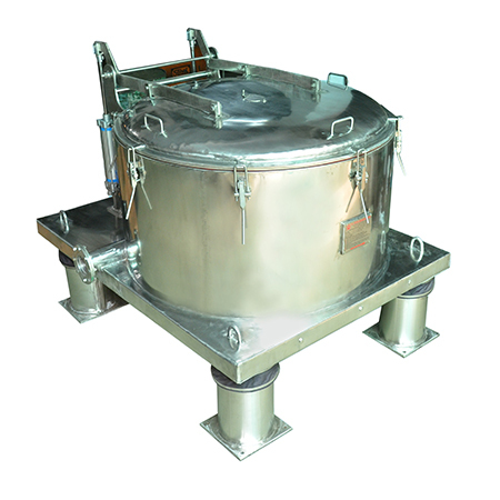 Four Point Centrifuge Machine