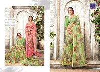 Beautiful Print Sarees Online