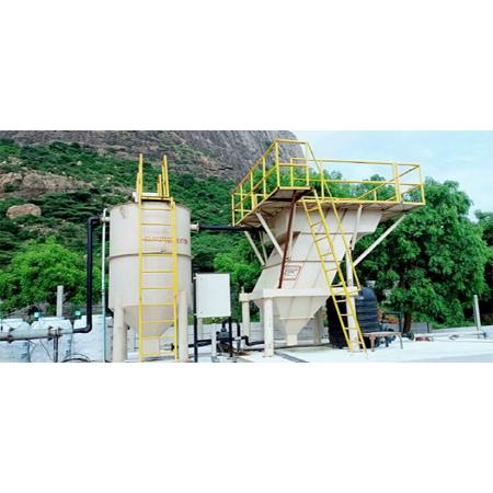 Clariflocculator Sewage Treatment Plant
