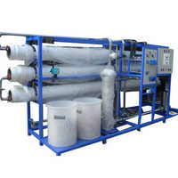 Sea Water RO Treatment Plant