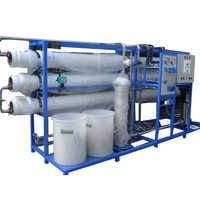 Sea Water RO Treatment Plant
