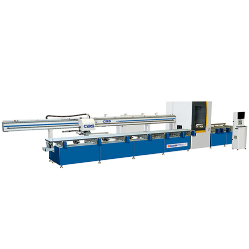 CNC Automatic Aluminium Profiles Cutting Saw