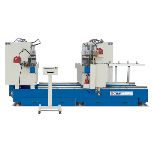 CNC Cutting and Double Head End Milling Machine
