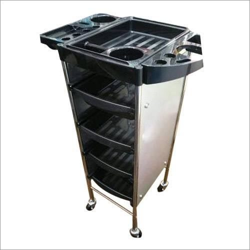 Plastic Salon Trolley