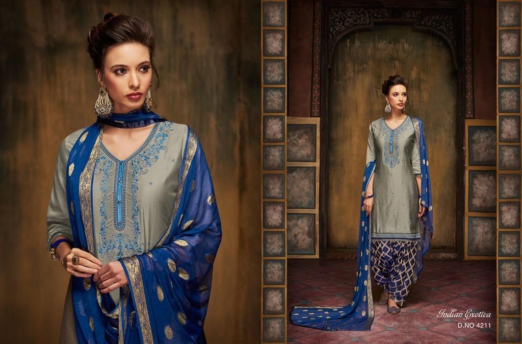 Punjabi Suit Fashion