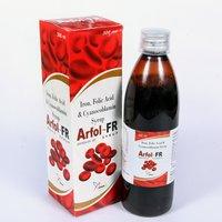 Iron, Folic,Acid & Cyanoboblamin Syrup