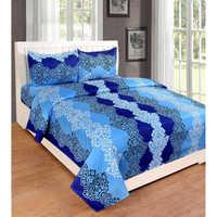 Blue 3d BedSheet