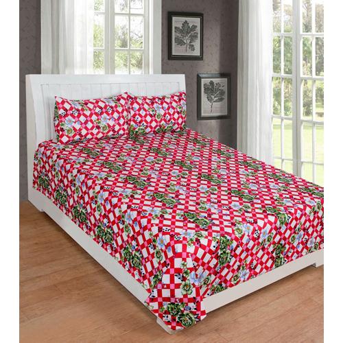 Pink Bed Designer BedSheet