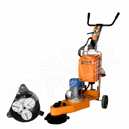 Floor Edge Polisher