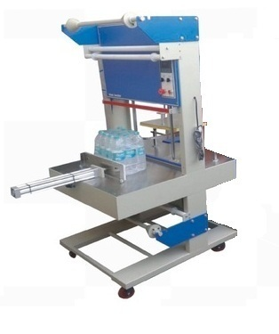 Web Sealer With Shrink Wrapping Machine