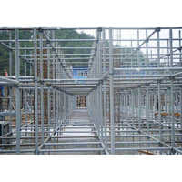 Scaffolding Metal Pipes