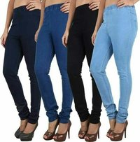Non Denim Ladies Jeans