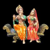 Antique Radha Krishna Idols