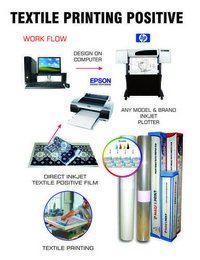 INKJET CLEAR POSITIVE FILMS