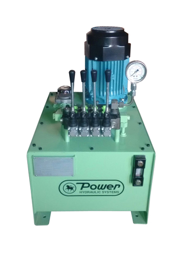 Mini Hydraulic Power Pack System
