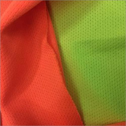 Dot Knit Sportswear Fabric