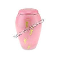 Child Pink Urns
