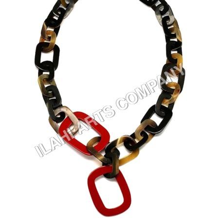 Horn Bone Necklace