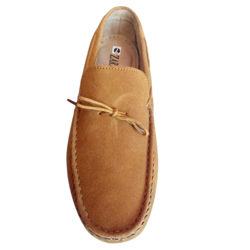 Mens Brown Loafers Shoes