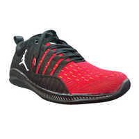 Mens Red Sneakers Shoes