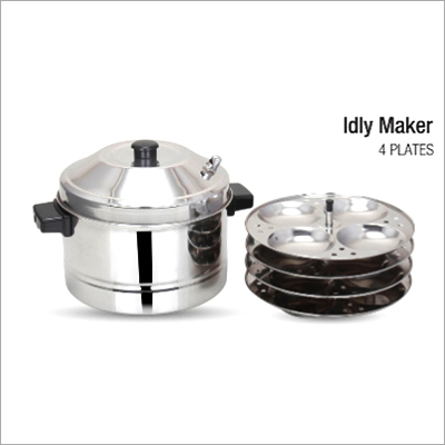 4 Plate Idli Maker