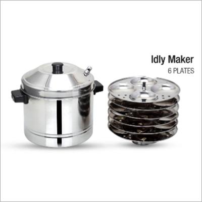 6 Plate Idli Maker