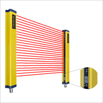 Banner Safety Laser Curtain