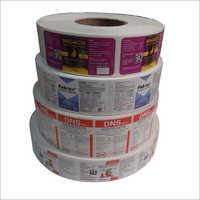 Chromo Sticker Paper