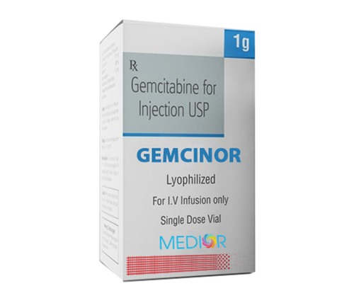 Gemcitabine Injection USP