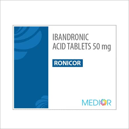 Ibandronic acid tablets