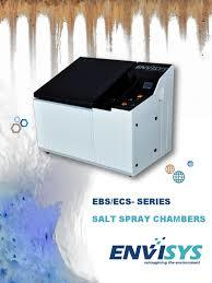 Salt Water Spray Chambers