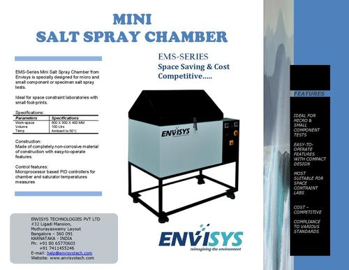 Cyclic Salt Spray Chamber