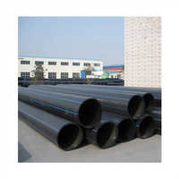 HDPE Sewerage Drainage Pipes